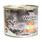 Веллкисс для котят с курицей
