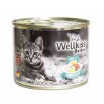 Веллкисс для кошек с индейкой и уткой