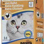 Кусочки в желе Bozita экстра-класса со вкусом курицы