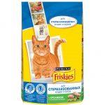 Friskies для стерилизованных кошек и котов