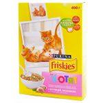Friskies для котят сухой корм