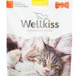 Сухой корм Wellkiss для взрослых кошек с курицей