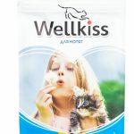 Сухой корм Wellkiss для котят