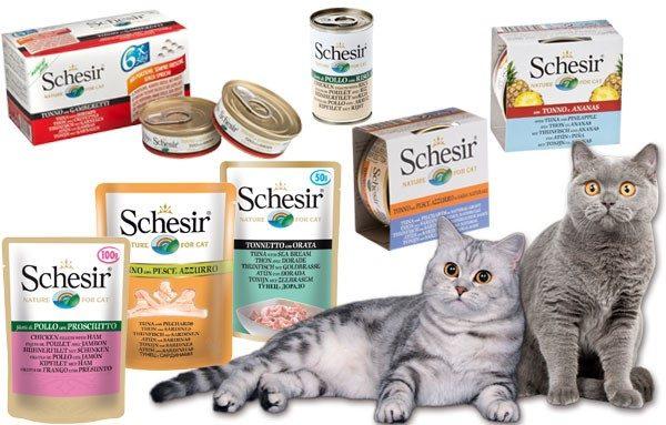 Состав сухого корма для кошек шезир thumbnail