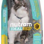 Корм Nutram для кошек