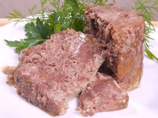 Корм All meat terrine 200 грамм