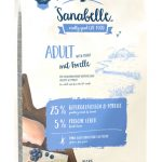 Sanabelle Adult с форелью