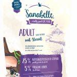 Sanabelle Adult с мясом страуса