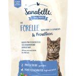 Sanabelle Cat Sticks с форелью и клюквой