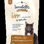 Sanabelle Cat Sticks с ягнёнком и бузиной