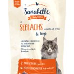 Sanabelle Cat Sticks с сайдой и инжиром