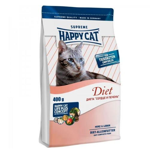 Корм Happy Cat Premium Diet