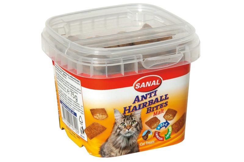 Витамины для кошек Sanal: самые эффективные и популярные препараты бренда