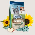 Minkas Mix c птицей, ягнёнком и рыбой