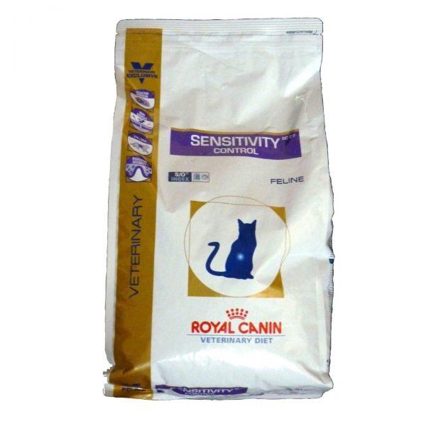 Сухой корм для кошек Royal Canin Sensitivity Control SC27