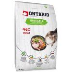 Сухой корм Ontario Cat Hairball
