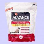 Advance Курица и рис Senior