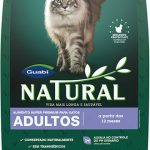 Корм Guabi Natural для взрослых кошек