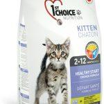 Корм 1st Choice Kitten