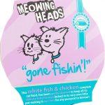 Влажный корм для кошек Gone fishing