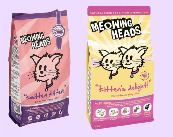 Корм для котят от Barking Heads