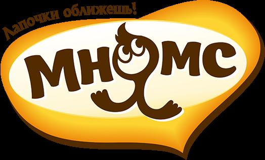 Логотип «Мнямс»