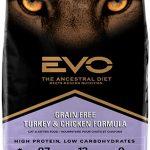 Сухой корм для кошек «Эво» с мясом птицы
