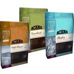 Упаковки корма Acana