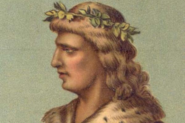 Венгерский король Матьяш Хуньяди