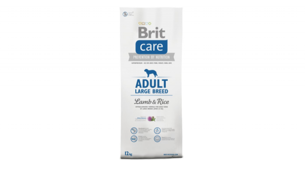 Brit Care Adult Large Breed Lamb and Rice