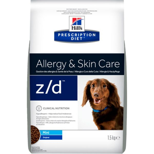 Hills Prescription Diet Canine Allergen-Free