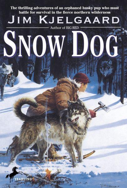 Обложка книги «Снежная собака»