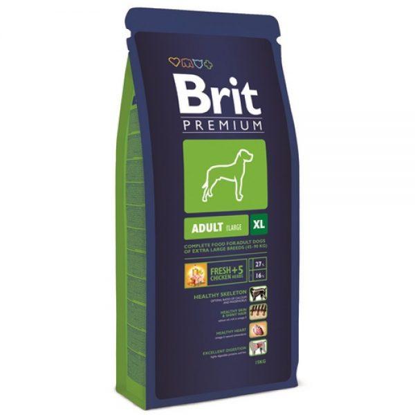 Сухой корм Brit Premium XL