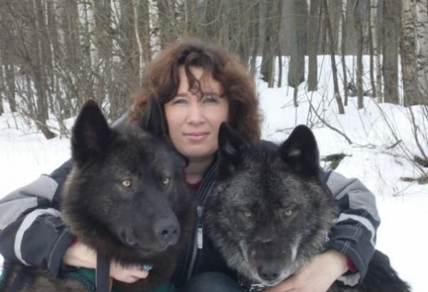Юлия Иванович и её питомцы