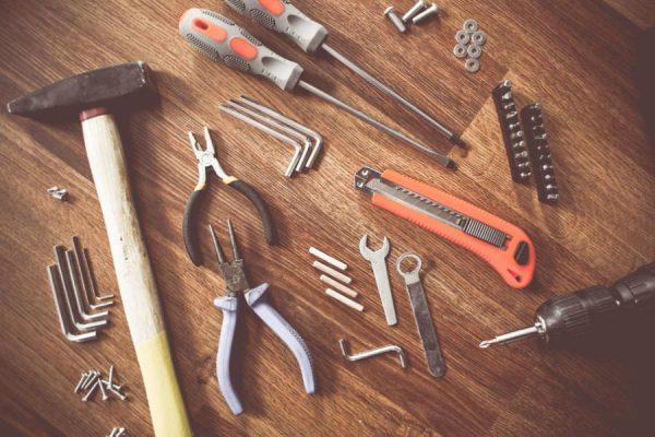 инструменты для стройки
