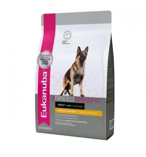 Eukanuba Dog Adult German Shepherd